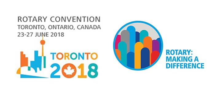 Toronto 2018 rotary international convention